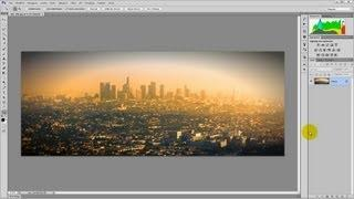 25) Creare Una Foto Panoramica E Migliorarla - Photoshop Photomerge - Tutorial Italiano
