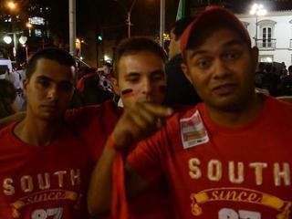 BOMBEIROS - RIO DE JANEIRO. BRAZILIAN FIREFIGHTERS AND LIFEGUARDS