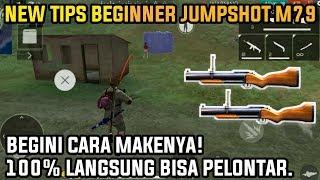 NEW TIPS USE M79 | TRICK JUMPSHOT M79 (TUTORIAL) - Free Fire Indonesia