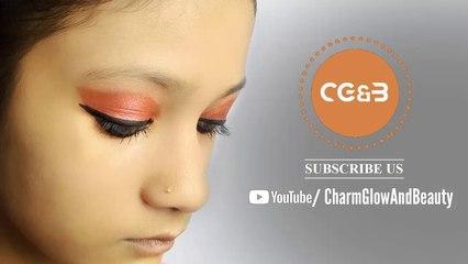 Eyeliner Tutorial, Step by step Complete Makeup for Beginners