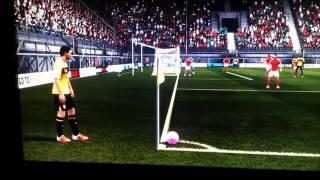 FIFA 14 Best Goal Of The Year Fut !!