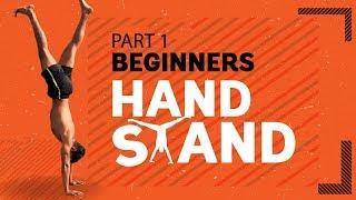 Handstand Tutorial for Beginners | Part 1