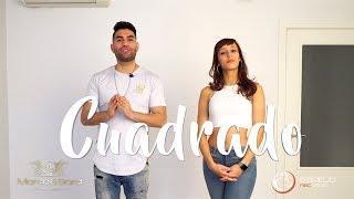 Pasos basicos  de bachata tutorial N 4 Marco y Sara / clases de bachata  /