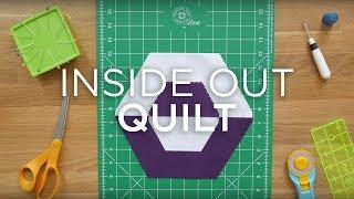 Quilt Snips Mini Tutorial - Inside Out quilt