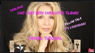 Chit Chat with Charlotte Tilbury Tutorial | Pillow TALK | Tammy's Ageless Beauty