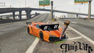 BEST MOMENTS: GTA 5 Thug Life Funny Moments Compilation