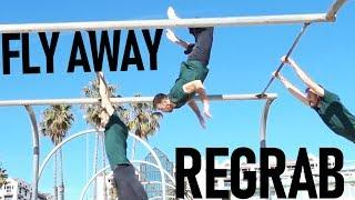 How to FLY AWAY REGRAB | Advanced Bar Trick Tutorial
