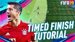 FIFA 19 TIMED FINISHING TUTORIAL ** WHAT YOU NEED TO KNOW **