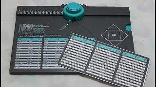 Envelope Punch Board Tutorial Italiano - Cos'è E Come Si Usa L'Envelope Punch Board