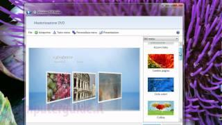 Windows 7 DVD Maker Creare Un DVD Video Tutorial Italiano Come Masterizzare Video E Foto