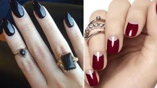 New Amazing nail art designs   Nail art compilation   Nails Tutorials(part4)