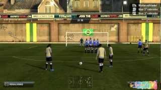 FIFA 13 Tutorial - Faltas 4/4 - Jogada Ensaiada | PORTUGUÊS
