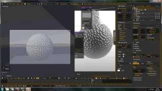 Blender 2.69 English Tutorial-Harmonic Force Field+fluid Particles In Cycles