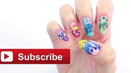 Inside Out Nail Tutorial