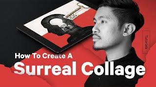 How to Create Surreal Collage Graphics – Design Tutorial