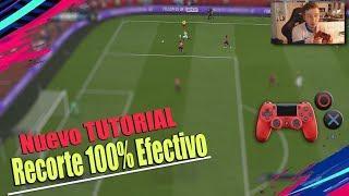 FIFA 19 Mejor Regate Recorte En La Banda TUTORIAL - Skill 100 % Efectivo  Para Jugar Mejor