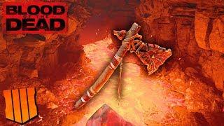 Blood of the Dead - HELL'S RETRIEVER TUTORIAL (Black Ops 4 Zombies TOMAHAWK)