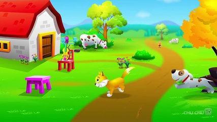 Hey Diddle Diddle Nursery Rhyme - ChaCha's Funny Dream-nrd2A5ohn3w