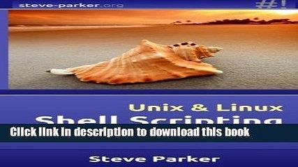 Download  Shell Scripting Tutorial  Online
