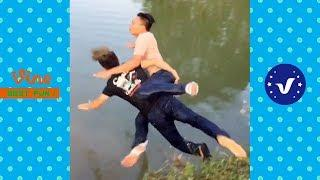 Funny Videos 2017 ● People doing stupid things P9