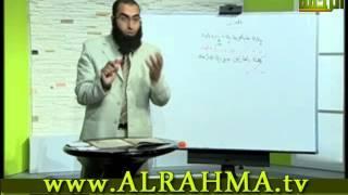 البرامج التعليمية   اللغة العربية للثانوية العامة  الاستاذ  احمد منصور 10 4 2014الجزء الاول