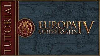 Europa Universalis IV New Player Tutorial 16