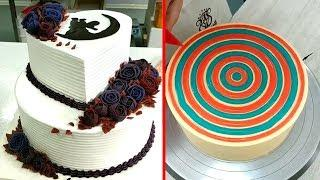 Amazing Cake Decorating Tutorial Compilation 2018 | Cake Style | DIY Cake Decorating Tutorial