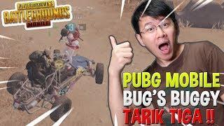 TUTORIAL BUG BUGGY TARIK TIGA BARENG BANGPEN DAN AUDREY - PUBG MOBILE INDONESIA