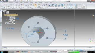 Solid Edge Getting Started Tutorial