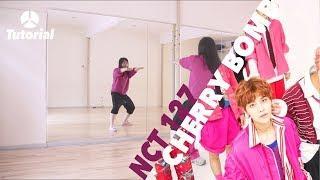 [TUTORIAL] NCT 127 - CHERRY BOMB   Dance Tutorial by 2KSQUAD