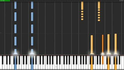 Madeon - Finale - Evan Duffy Version (piano tutorial)