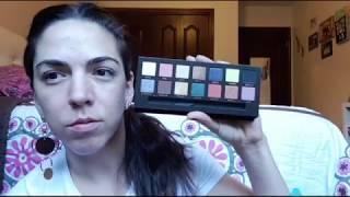 Anastasia Prism Palette Tutorial EN VIVO