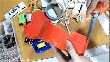 [Tutorial DIY] How to make led heart box simple