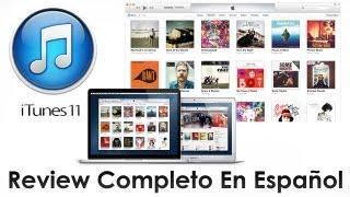 ITunes 11 | Review Completo En Español + Tutorial Hacer Aparecer La Barra Lateral.