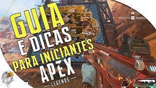 APEX LEGENDS DICAS  - GUIA DE COMO JOGAR PARA INICIANTES (TUTORIAL)
