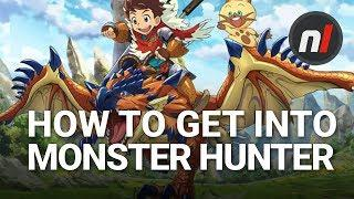 Monster Hunter Stories is a Full-Game Tutorial for Monster Hunter Core Games and More