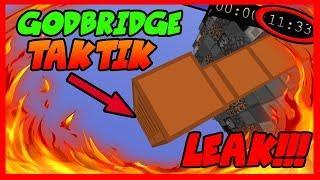 Meine Godbridge-Taktik LEAK! [Godbridge mit Handcam folgt.] Godbridge-Tutorial