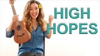 High Hopes - Panic! At the Disco - Ukulele Tutorial with Play Along