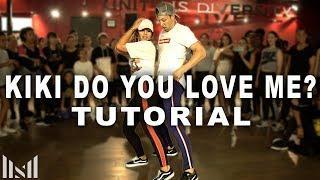 IN MY FEELINGS - Drake (Kiki) Dance Tutorial | Matt Steffanina & Megan Batoon Choreography