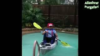 Funny videos about Hurricane Irma