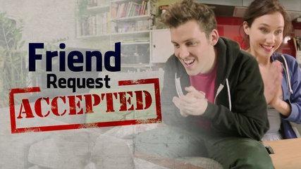 Friend Request - Funny Bones (feat. Pierre Croce)