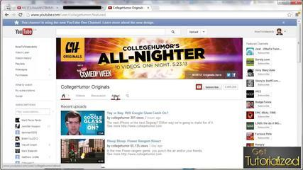 Basic Tutorials - How To Delete Subscribers On YouTube _ 2014
