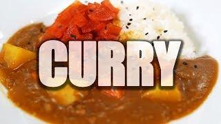 Easy Japanese Curry Recipe- Curry Rice Tutorial