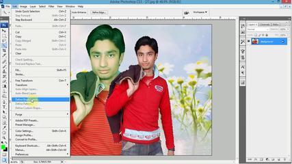 Adobe Photo Shop CS3 In Urdu Tutorial No 15