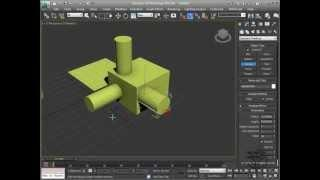 Autodesk 3ds Max Video Curso/Tutorial En Português :: AutoGrid