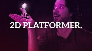 How To Make 2D Platformers (Unity Fundamentals Tutorial)