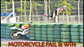 Motorcycle FAIL WIN Compilation 2017 - Funny Videos #2