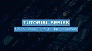 Denon DJ Prime 4 Tutorial Part Nine – Zone Output & Mic Channels