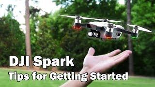 DJI SPARK Tutorial - Getting Started with the Controller & Wi-Fi