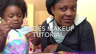 JAYDES DISASTROUS MAKEUP TUTORIAL